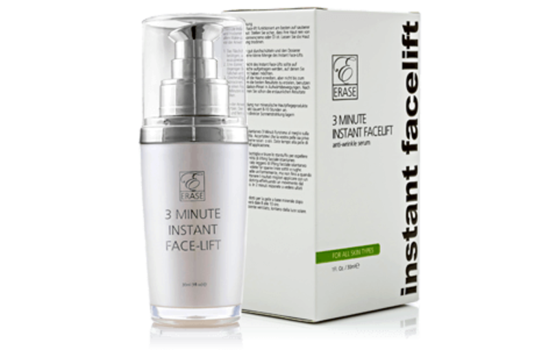 3 MINUTE INSTANT FACELIFT SERUM - CLASSIC  - The 3 Minute Face Lift
