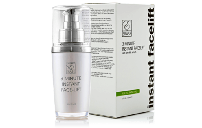 3 MINUTE INSTANT FACELIFT SERUM - CLASSIC