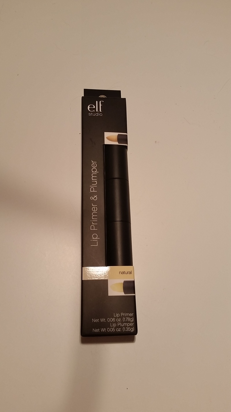 elf lip primer and plumper packaging